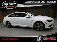 New 2019 Buick Regal Sportback Preferred Hatchback W04GL6SX8K1040613 for Sale in Plymouth, IN at Auto Park Buick GMC