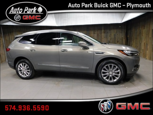 New 2019 Buick Enclave Essence SUV 5GAEVAKW2KJ212945 for Sale in Plymouth, IN at Auto Park Buick GMC