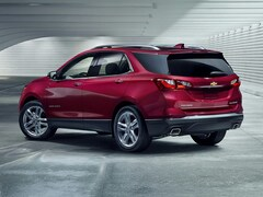 Used 2020 Chevrolet Equinox Premier w/1LZ SUV 2GNAXXEVXL6100798 for Sale in Plymouth, IN at Auto Park Buick GMC