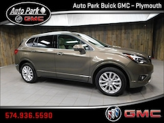 New 2019 Buick Envision Premium I SUV LRBFX3SX4KD097554 for Sale in Plymouth, IN at Auto Park Buick GMC