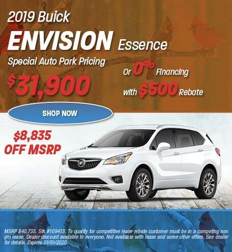 New 2019 Buick Envision | Sale Price