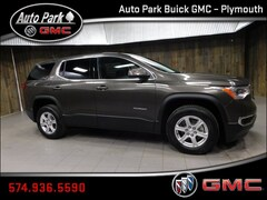 New 2019 GMC Acadia SLE-1 SUV 1GKKNKLA5KZ264554 for Sale in Plymouth, IN at Auto Park Buick GMC