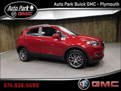 New 2020 Buick Encore Sport Touring SUV KL4CJ1SB5LB020522 for Sale in Plymouth, IN at Auto Park Buick GMC
