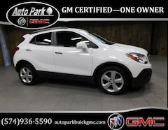 Used 2016 Buick Encore SUV KL4CJASB2GB628679 for Sale in Plymouth, IN at Auto Park Buick GMC