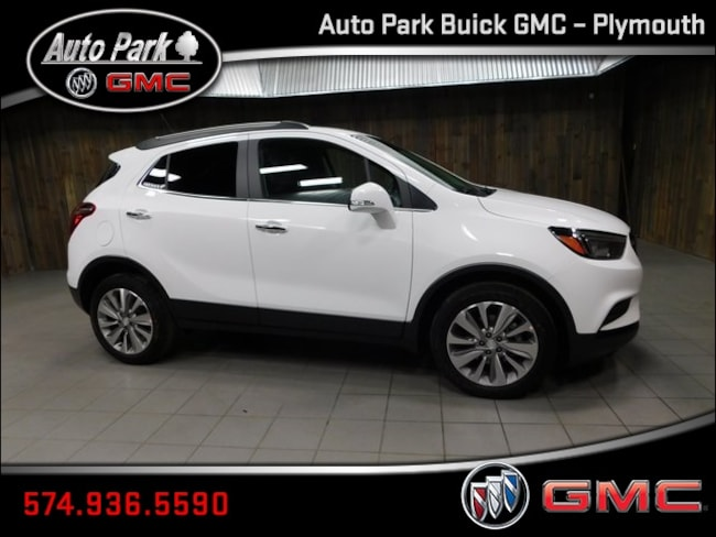 New 2019 Buick Encore Preferred SUV KL4CJASBXKB764647 for Sale in Plymouth, IN at Auto Park Buick GMC