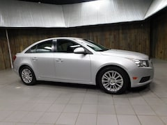 Used 2011 Chevrolet Cruze ECO Sedan 1G1PK5S96B7303823 for Sale in Plymouth, IN at Auto Park Buick GMC