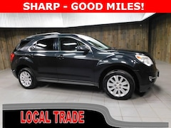 2010 Chevrolet Equinox LT w/1LT SUV for Sale in Plymouth, IN at Auto Park Buick GMC