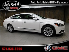 New 2019 Buick LaCrosse Preferred Sedan 1G4ZN5SZ5KU107635 for Sale in Plymouth, IN at Auto Park Buick GMC