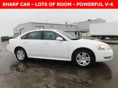 Used 2013 Chevrolet Impala LT Sedan 2G1WB5E32D1256714 for Sale in Plymouth, IN at Auto Park Buick GMC