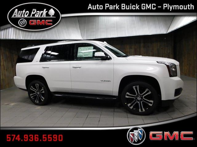 New 2019 GMC Yukon For Sale in Plymouth IN Near South Bend & Mishawaka IN |  325096