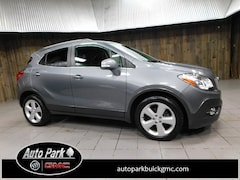 Used 2015 Buick Encore Leather SUV for Sale in Plymouth, IN at Auto Park Buick GMC