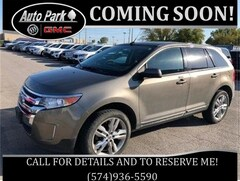 Used 2014 Ford Edge SEL SUV 2FMDK3JC0EBA42675 for Sale in Plymouth, IN at Auto Park Buick GMC