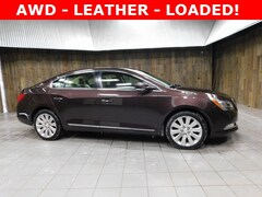 Used 2015 Buick LaCrosse Leather Sedan 1G4GC5G3XFF171312 for Sale in Plymouth, IN at Auto Park Buick GMC