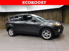 Used 2017 Ford Escape SE SUV 1FMCU0GDXHUA00890 for Sale in Plymouth, IN at Auto Park Buick GMC