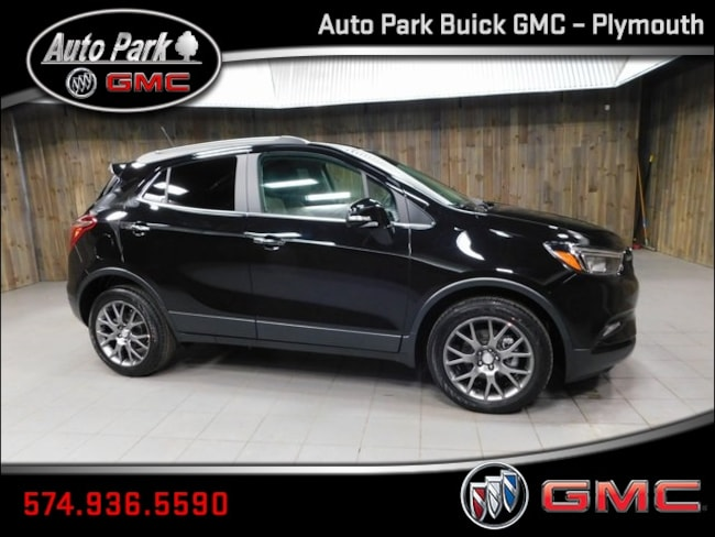 New 2019 Buick Encore Sport Touring SUV KL4CJ1SB8KB763707 for Sale in Plymouth, IN at Auto Park Buick GMC