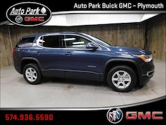 New 2019 GMC Acadia SLE-1 SUV 1GKKNKLA7KZ160468 for Sale in Plymouth, IN at Auto Park Buick GMC