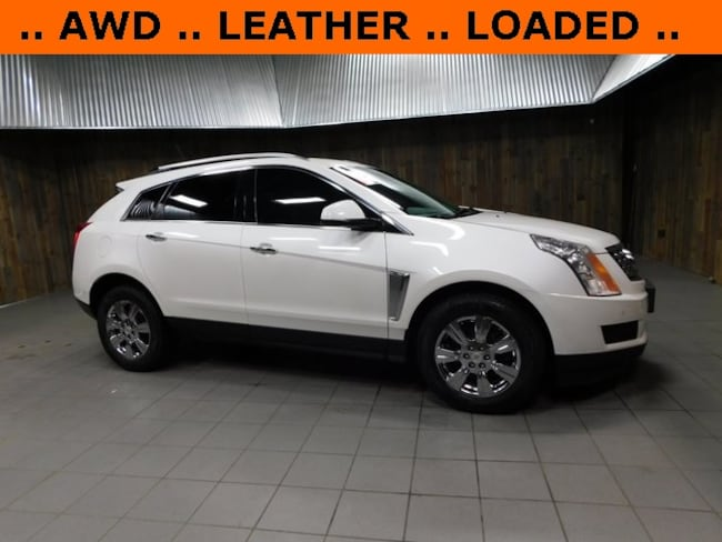 Used 2015 CADILLAC SRX Luxury Collection SUV for Sale in Plymouth, IN at Auto Park Buick GMC