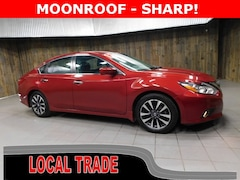 Used 2017 Nissan Altima 2.5 Sedan 1N4AL3AP5HN304406 for Sale in Plymouth, IN at Auto Park Buick GMC