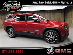 New 2019 GMC Acadia SLT-1 SUV 1GKKNULS4KZ199152 for Sale in Plymouth, IN at Auto Park Buick GMC
