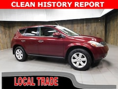 Used 2007 Nissan Murano SUV JN8AZ08T17W519661 for Sale in Plymouth, IN at Auto Park Buick GMC