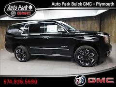 New 2018 GMC Yukon Denali SUV 1GKS2CKJ9JR357897 for Sale in Plymouth, IN at Auto Park Buick GMC