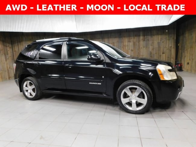 Used 2008 Chevrolet Equinox Sport SUV for Sale in Plymouth, IN at Auto Park Buick GMC