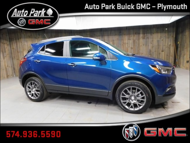 New 2019 Buick Encore Sport Touring SUV KL4CJ2SB6KB781208 for Sale in Plymouth, IN at Auto Park Buick GMC