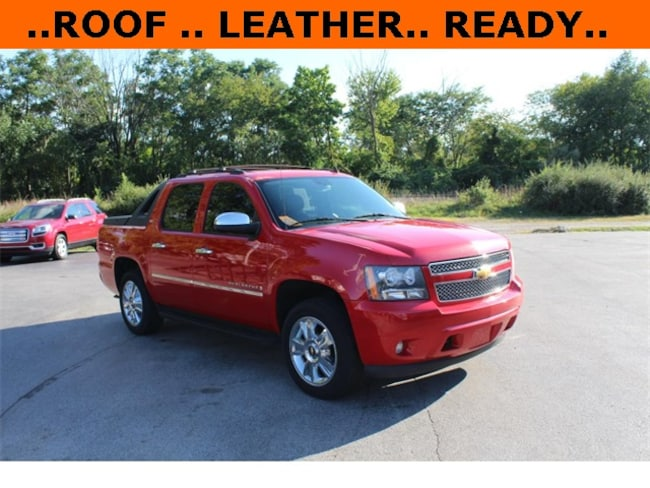 Used 2009 Chevrolet Avalanche 1500 Truck Crew Cab for Sale in Plymouth, IN at Auto Park Buick GMC