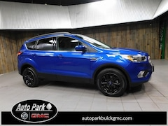 Used 2018 Ford Escape SE SUV 1FMCU0GD3JUC22595 for Sale in Plymouth, IN at Auto Park Buick GMC