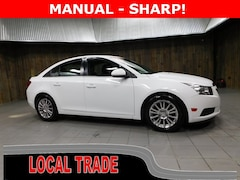 Used 2012 Chevrolet Cruze ECO Sedan 1G1PK5SC6C7143083 for Sale in Plymouth, IN at Auto Park Buick GMC