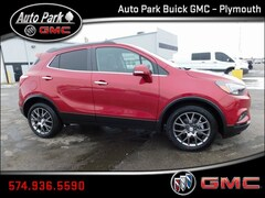 New 2019 Buick Encore Sport Touring SUV KL4CJ1SB9KB791662 for Sale in Plymouth, IN at Auto Park Buick GMC