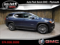 New 2019 GMC Acadia SLT-1 SUV 1GKKNULSXKZ147041 for Sale in Plymouth, IN at Auto Park Buick GMC