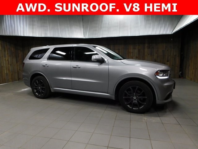 Used 2017 Dodge Durango R/T SUV for sale in Plymouth, IN at Auto Park Buick GMC