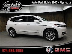 New 2020 Buick Enclave Avenir SUV 5GAEVCKW0LJ110847 for Sale in Plymouth, IN at Auto Park Buick GMC