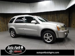 2007 Chevrolet Equinox LT SUV for Sale in Plymouth, IN at Auto Park Buick GMC