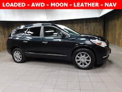 Used 2015 Buick Enclave Premium SUV 5GAKVCKD0FJ224868 for Sale in Plymouth, IN at Auto Park Buick GMC
