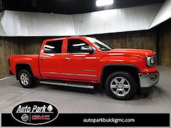Used 2016 GMC Sierra 1500 SLT Truck Crew Cab 3GTU2NEC1GG100514 for Sale in Plymouth, IN at Auto Park Buick GMC