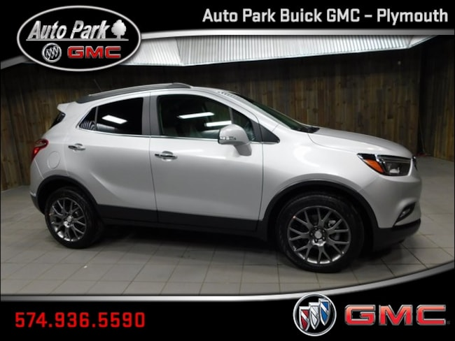 New 2019 Buick Encore Sport Touring SUV KL4CJ1SB6KB804903 for Sale in Plymouth, IN at Auto Park Buick GMC