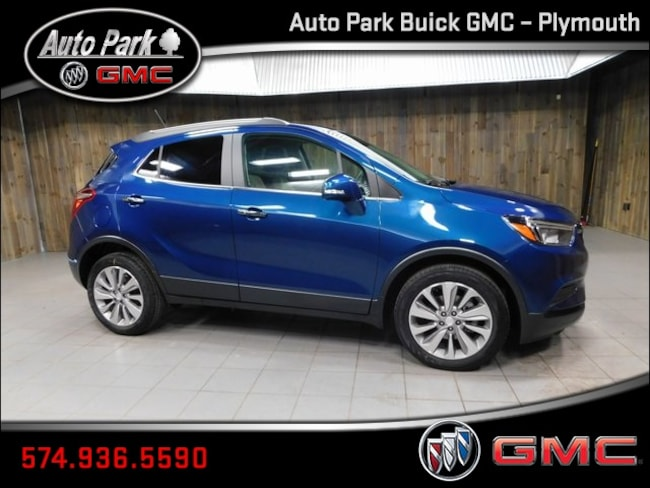 New 2019 Buick Encore Preferred SUV KL4CJASB9KB733051 for Sale in Plymouth, IN at Auto Park Buick GMC