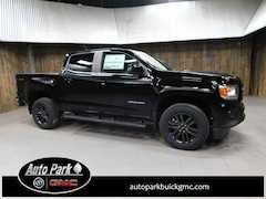 New 2020 GMC Canyon SLE Truck Crew Cab 1GTG6CEN9L1231125 for Sale in Plymouth, IN at Auto Park Buick GMC