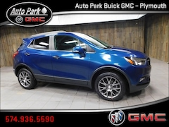 New 2019 Buick Encore Sport Touring SUV KL4CJ2SB6KB791267 for Sale in Plymouth, IN at Auto Park Buick GMC