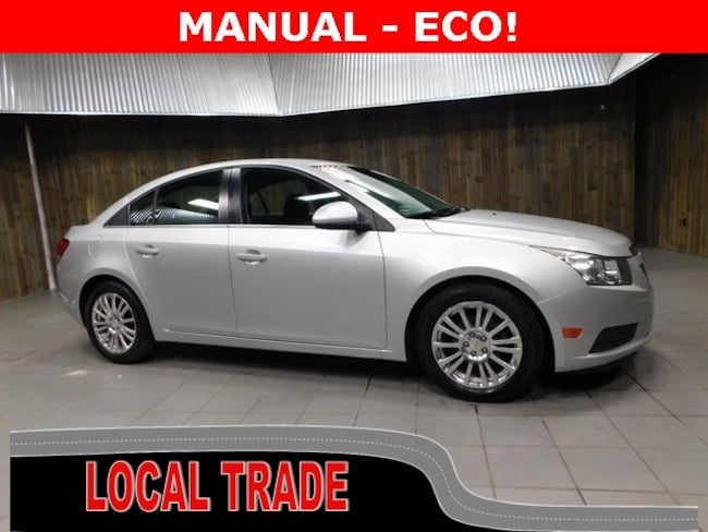 Used 2011 Chevrolet Cruze ECO Sedan for Sale in Plymouth, IN at Auto Park Buick GMC