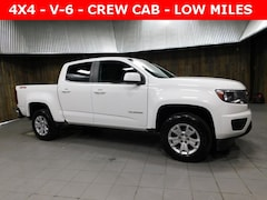 Used 2019 Chevrolet Colorado LT Truck Crew Cab 1GCGTCEN0K1193825 for Sale in Plymouth, IN at Auto Park Buick GMC