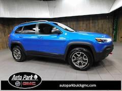 2020 Jeep Cherokee Trailhawk SUV in Sturgis, MI