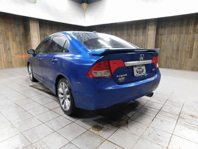 ... 2009 Honda Civic Si Sedan ...