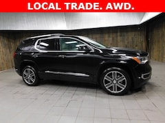 Used 2018 GMC Acadia Denali SUV 1GKKNXLS9JZ162548 for Sale in Plymouth, IN at Auto Park Buick GMC