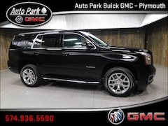 New 2018 GMC Yukon SLE SUV 1GKS2AKC3JR404525 for Sale in Plymouth, IN at Auto Park Buick GMC