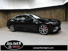 New 2020 Buick Regal Sportback GS Hatchback W04GS6SS8L1013727 for Sale in Plymouth, IN at Auto Park Buick GMC