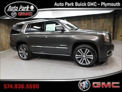 New 2020 GMC Yukon Denali SUV 1GKS2CKJ5LR171048 for Sale in Plymouth, IN at Auto Park Buick GMC