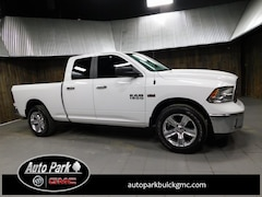 Used 2017 Ram 1500 SLT Truck Quad Cab 1C6RR7GT1HS525744 for Sale in Plymouth, IN at Auto Park Buick GMC
